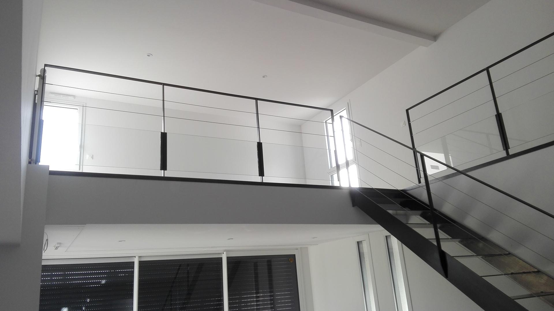 Delta steel contemporain - Garde corps ontwerpen contemporain ...