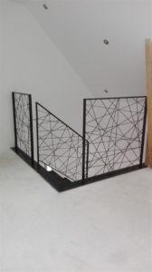 Rampe, garde-corps découpe laser design Nantes